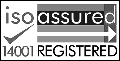 ISO Assured - 14001 Registered