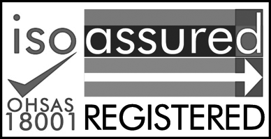 ISO Assured - OHSAS 18001 Registered
