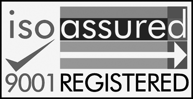 ISO Assured - 9001 Registered