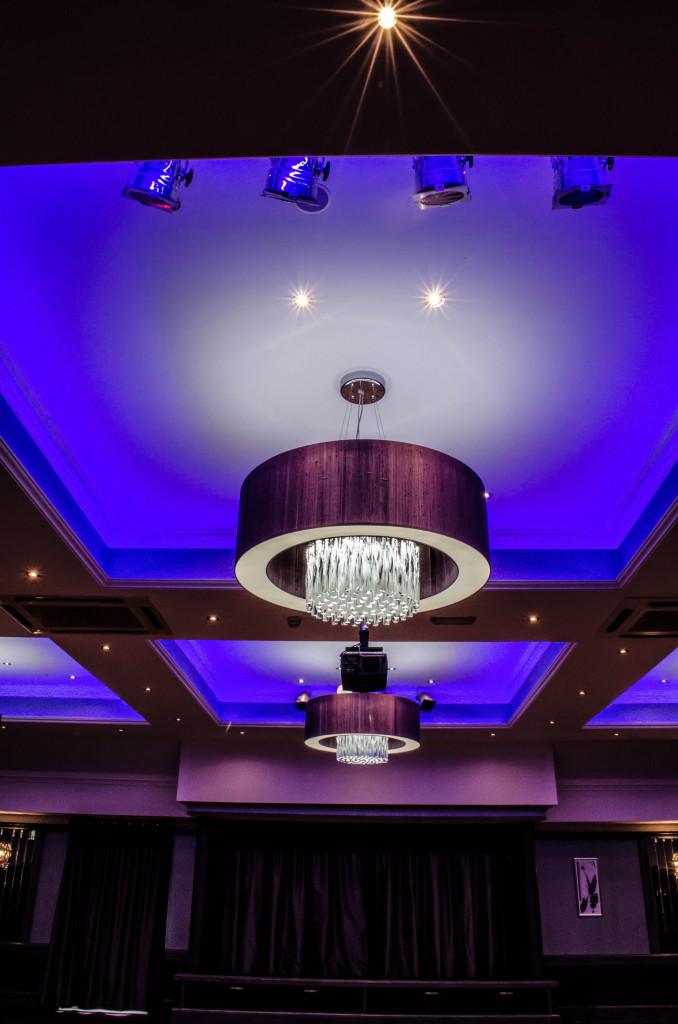 Palace Hotel Ballroom Blackmoon Lighting